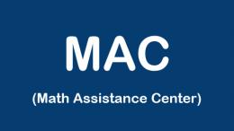 Math Assistance Center